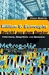 Bericht aus dem Bunker. Interviews, G...