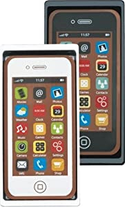 Milk Chocolate iPhone / Smartphone Replica - White