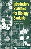 img - for By Trudy A. Watt - Introductory Statistics for Biology Students: 2nd (second) Edition book / textbook / text book