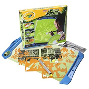 Amazon - Crayola Glow Station can create with Light - $9.99