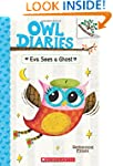 Owl Diaries #2: Eva Sees a Ghost: A B...
