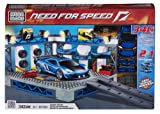 Mega Bloks Need For Speed Build and Customize Garage