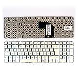 HP Pavilion G6-2253CA G6-2253SG G6-2254SA G6-2255SF G6-2255SG G6-2260SA G6-2261 G6-2261SA G6-2262 G6-2262SA G6-2262SS G6-2263 G6-2264 G6-2264SS G6-2270DX G6-2290CA G6-2292SA G6-2296SA G6-2300SA German White Windows 8 Replacement Laptop Keyboard