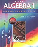 img - for Heath Algebra 1 book / textbook / text book