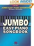 Jumbo Easy Piano Songbook: 200 Songs...