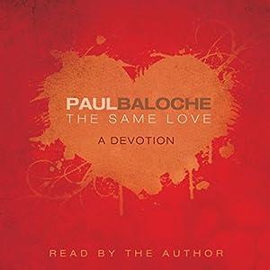 The Same Love Audiobook