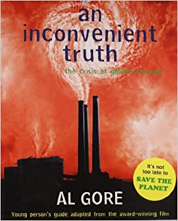 summary of inconvenient truth by al gore Al gore strips his presentations of politics an inconvenient truth is not a story of despair but rather a rallying cry to protect the one earth we all share.