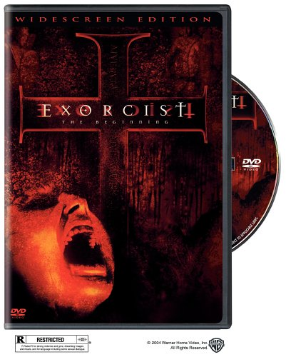 Cover art for  Exorcist - The Beginning (Widescreen Edition)