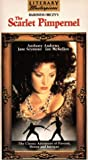 Scarlet Pimpernel: Literary Masterpieces [VHS]