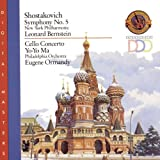 Shostakovich: Symphony No. 5; Cello Concerto No. 1
