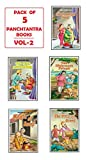 Panchtantra Books - Vol-2 (Pack of 5 Books) (Panchtantra Tales)