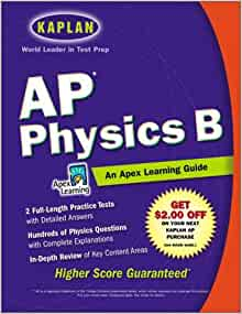 best ap physics b and c review book