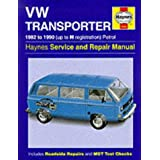VW Transporter (82-90) Service and Repair Manualpar Matthew Minter