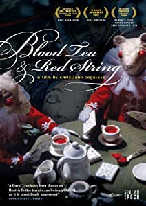 Blood Tea and Red String - DVD