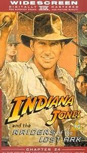 Indiana Jones Trilogy (Box Set) [VHS] [1984]