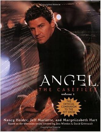 The Casefiles: Volume 1 (Angel (Pocket)) written by Jeff Mariotte