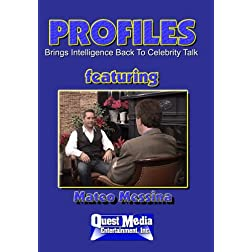 PROFILES Featuring Mateo Messina