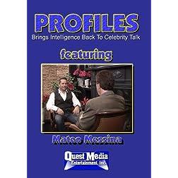 PROFILES Featuring Mateo Messina