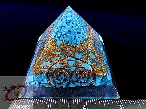 charged-chakra-new-orgonite-orgone-turquoise-pyramid-crystals-gemstones-copper-metal-mix-reiki-chakr