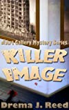 img - for KILLER IMAGE (The Art Gallery Mystery Series) book / textbook / text book
