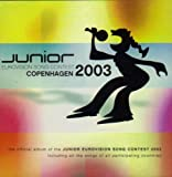 Various Artists Junior Eurovision Song Contest Copenhagen 2003