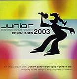 Various Artists Junior Eurovision Song Contest Copenhagen 2003