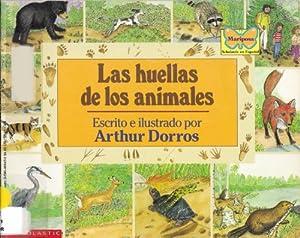 Las Huellas De Los Animales (Mariposa, Scholastic En