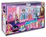 Barbie - Ckb78 - Maison De Poupée - Château Spectacle Rock et Royales