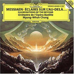Olivier Messiaen - Éclairs sur L'Au-Dela