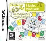 echange, troc Challenge Me: Maths Workout (Nintendo DS) [import anglais]