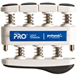 Prohands by Gripmaster Hand Strengthening System, Blue, 5.0-Pound/Light Tension
