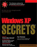 img - for Windows XP Secrets book / textbook / text book