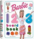 img - for Barbie: 123 board book book / textbook / text book