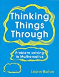 Thinking Things Through (Primary Matters Series)
