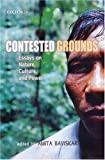 img - for Contested Grounds: Essays on Nature, Culture, and Power book / textbook / text book