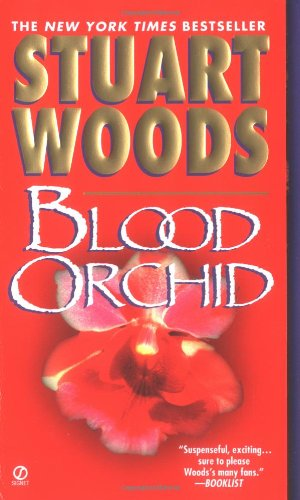 Blood Orchid (Holly Barker)