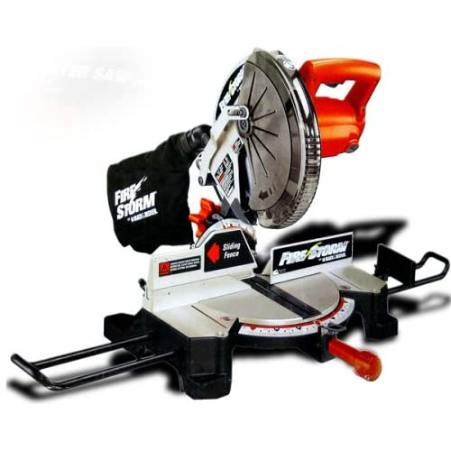 "Black and Decker FS1500CMS Fire Storm Compound Miter Saw 10"" - Power"