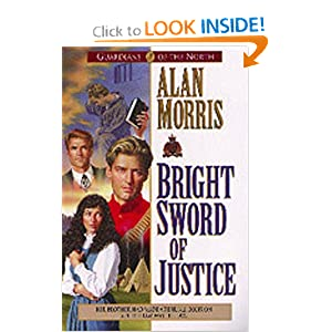"""Bright Sword of Justice"" by Alan Morris :Book Review"