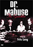 Dr Mabuse the Gambler [DVD] [2022] [Region 1] [US Import] [NTSC]