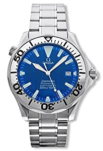 Omega Men's 2255.80.00 Seamaster 300M Chrono Diver Watch