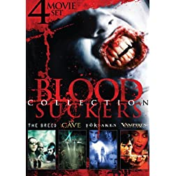 Bloodsuckers Collection - 4-Movie Set