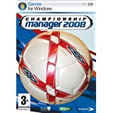 Championship Manager 08 (PC CD)by Eidos