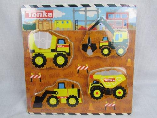 Playskool Tonka Puzzle