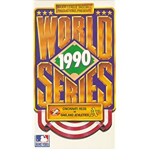 1990 World Series - Cincinnati Reds vs Oakland A's movie