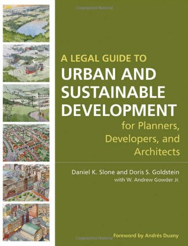 A Legal Guide to Urban and Sustainable Development for...