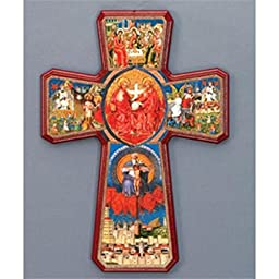 Cross of the Trinity 15''