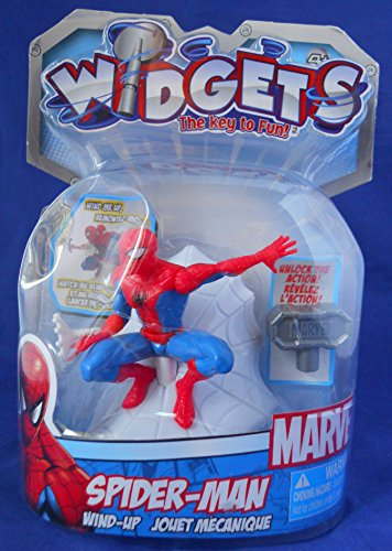 Marvel Widgets Spider-Man Wind-Up Figure - 1
