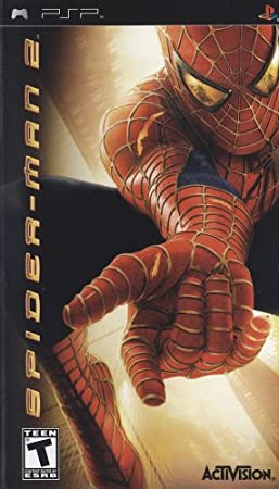 Spider-Man 2 - Sony PSP