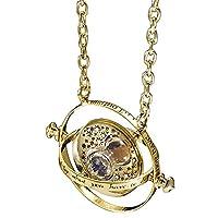 Accessorisingg Harry Potter Time Turner Golden Pendant For Girls[PD034]