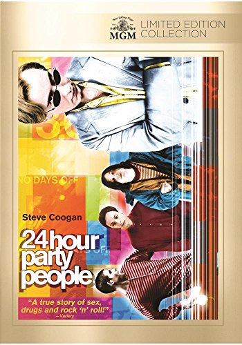 DVD : 24 Hour Party People